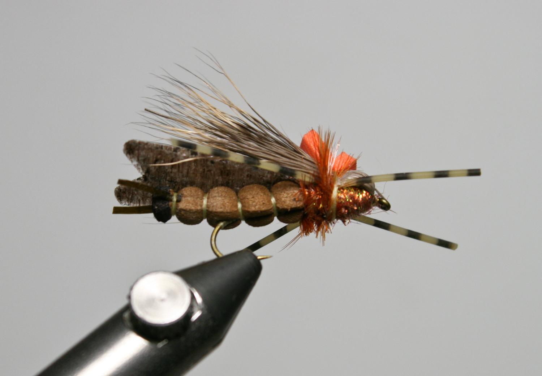 Custom Montana Made Flies