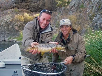 Fly Fishing Montana Rivers
